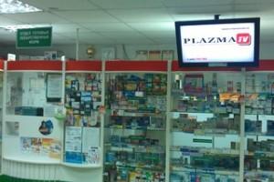 реклама в аптеке