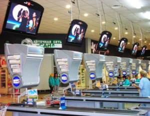 Эффективно ли использование рекламы на экранах?